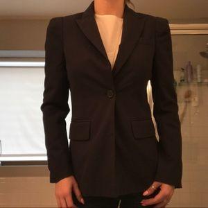 Navy Suit Coat Blazer